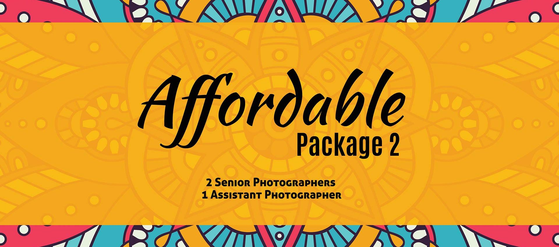 Affordable Package 2 Photo