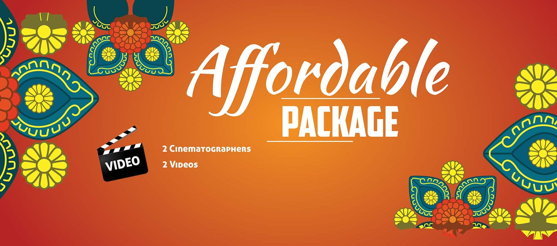 Affordable Package Cinematography