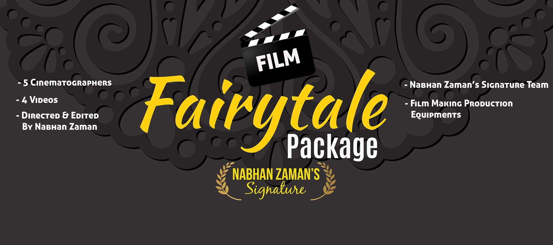 Fairytale package Cinematography-01